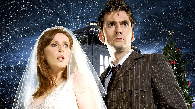 Doctor Who - The Runaway Bride - Christmas Special 2006 - John ...