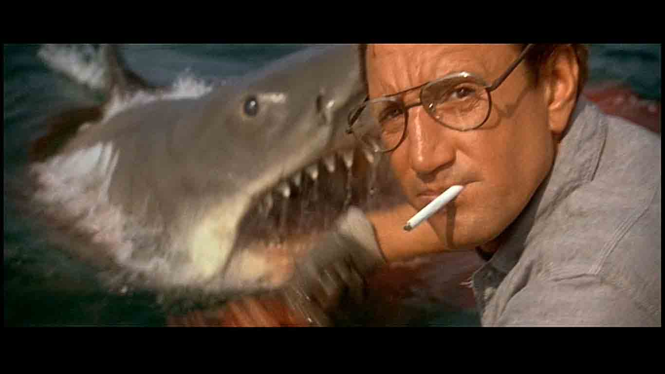 Jaws and Chief Brody