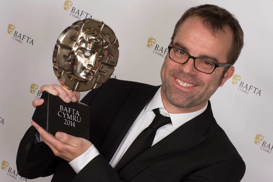BAFTA2014-Chris Forster