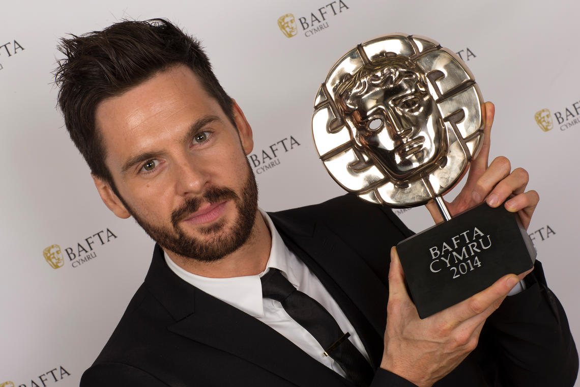 BAFTA2014-Tom Riley