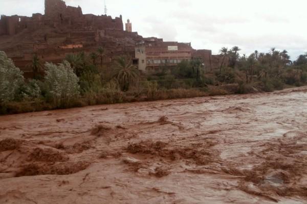 Ouarzazate storms