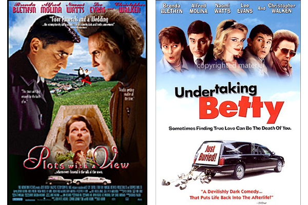 Plots with a View, (Undertaking Betty – USA)