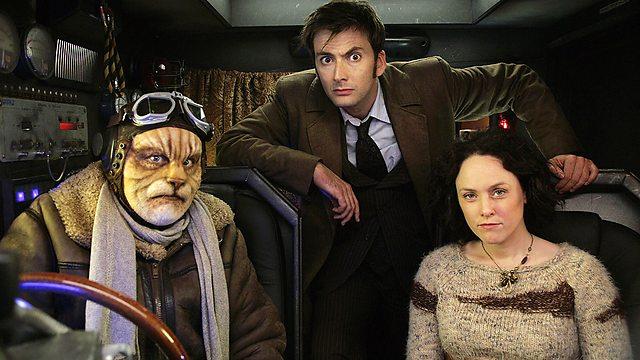 Doctor Who – Gridlock – Series 3 Episode 3