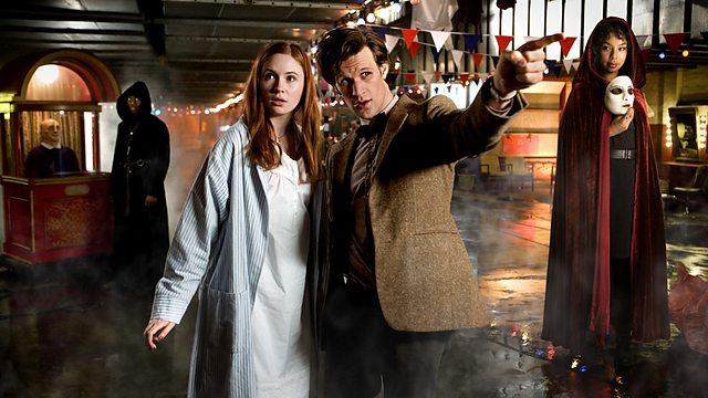 Doctor Who – The Beast Below – Series 5 Episode 2